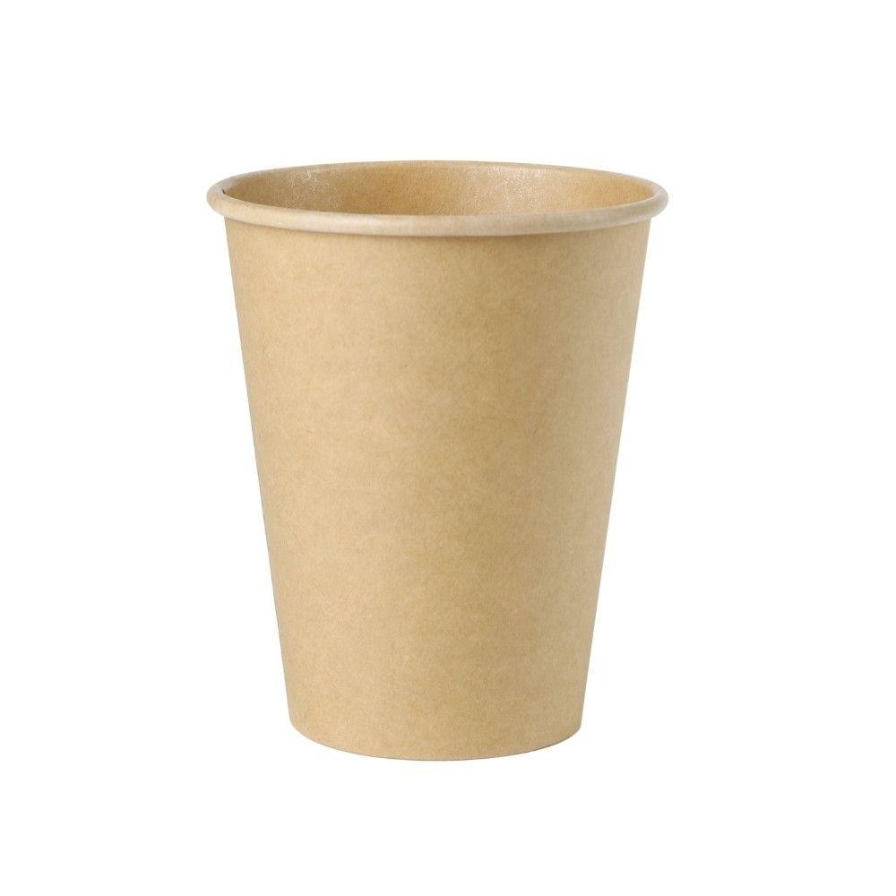 Pappbecher 300 ml / 12 oz, Ø 90 mm, ungebleicht